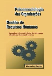 Psicossociologia das Organizações e Gestão de Recursos Humanos