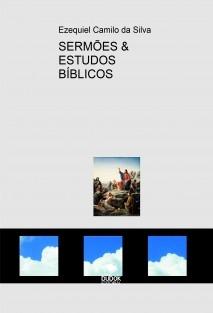 SERMÕES & ESTUDOS BÍBLICOS