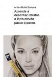 Aprenda a desenhar retratos a lápis carvão passo a passo.