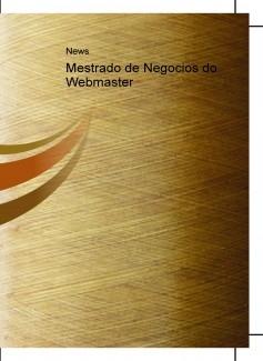 Mestrado de Negocios do Webmaster
