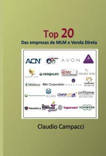 Top 20 - Empresas de MLM e Venda Direta