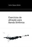 Exercícios de afinação para Banda Sinfônica (Full Score)