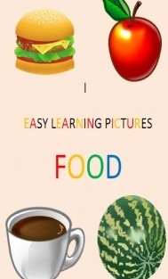 EASY LEARNING PICTURES. FOOD.