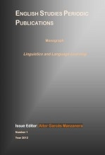 English Studies Periodic Publications: Linguistics and Language Learning