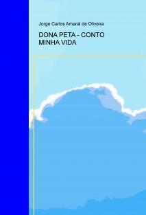 DONA PETA - CONTO MINHA VIDA