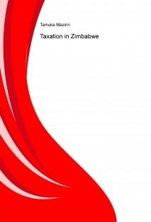 Taxation in Zimbabwe