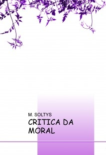 CRITICA DA MORAL