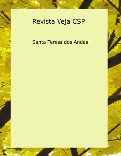 Revista Veja CSP - 2013