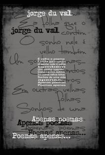 poemas apenas