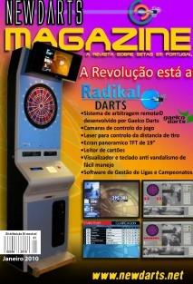 NewDarts Magazine nº1