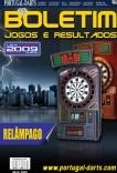 Portugal-Darts Boletim Jogos e Resultados, nº2 (Relampago)