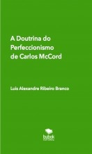 A Doutrina do Perfeccionismo  de Carlos McCord