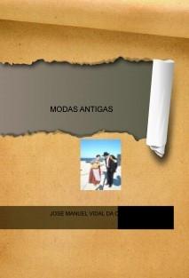 MODAS ANTIGAS