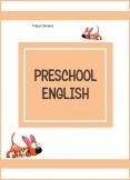 Preschool English Book