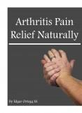 Arthritis Pain Relief Naturally