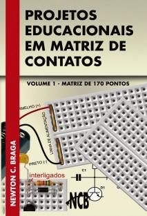 Projetos Educacionais em Matriz de Contatos - volume 1
