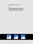 A PHILOSOPHICAL-LEGAL POSITION DE Stammler