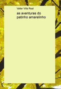 as aventuras do patinho amarelinho