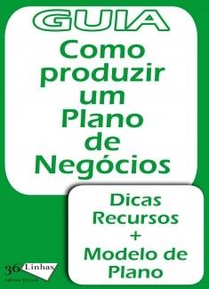 Guia Como produzir um plano de negócios