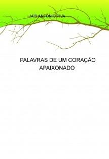 PALAVRAS DE UM CORAÇÃO APAIXONADO