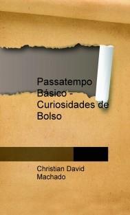 Passatempo Básico - Curiosidades de Bolso