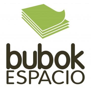 Logo do espaço bubok em cores